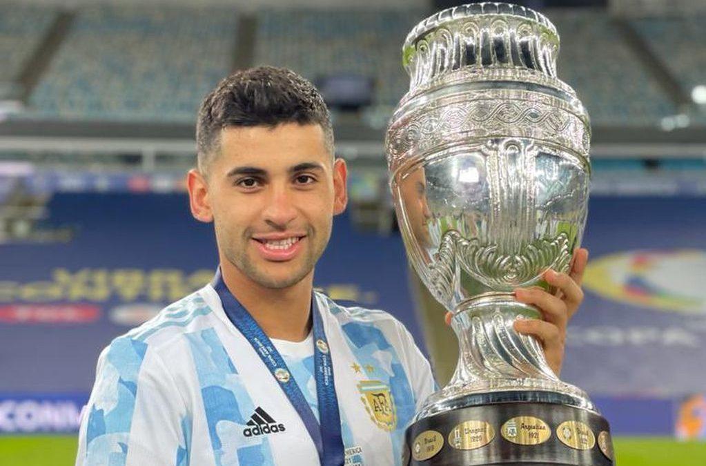 Cuti Romero, el defensor argentino más caro de la historia