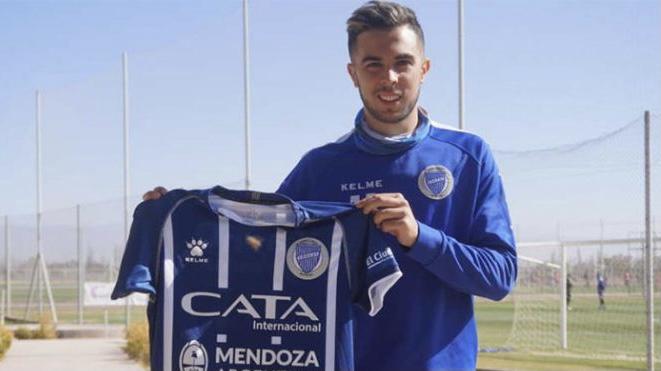 Martín Ojeda, la joya de Godoy Cruz que la rompe en primera división