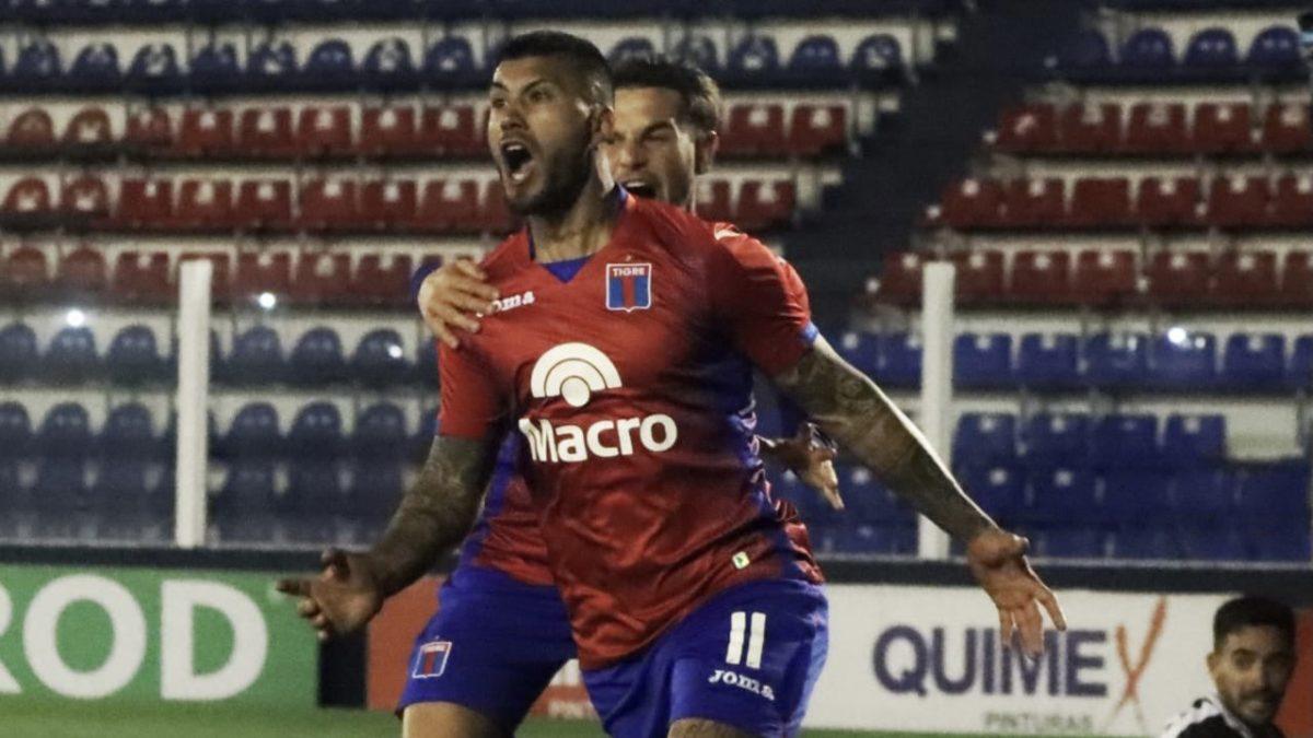 Gimnasia perdió 2 a 0 ante Tigre en Victoria