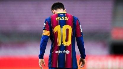Video: la emotiva despedida del Barcelona a Lionel Messi