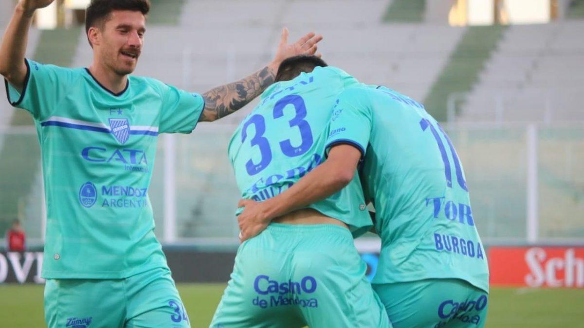 Video: los goles de Godoy Cruz frente a Racing en Córdoba
