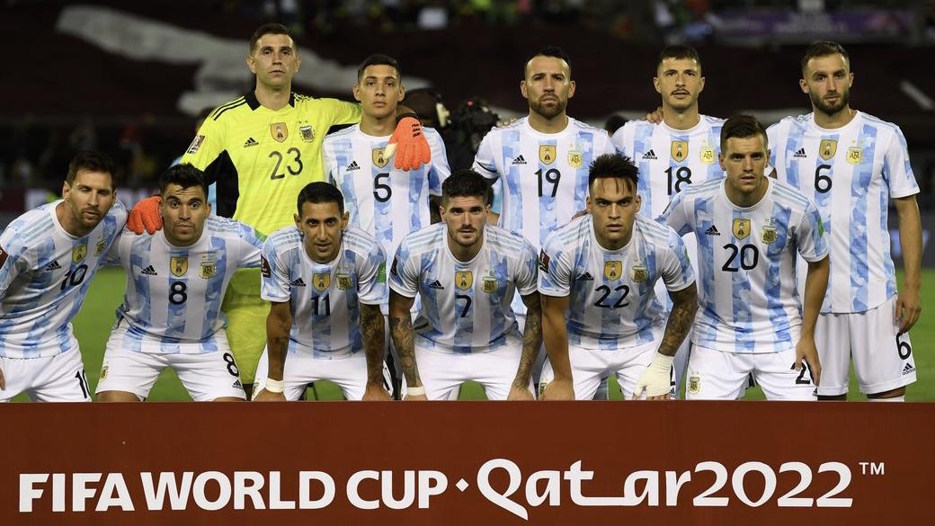 Brasil investigó a cuatro jugadores de la Selección Argentina