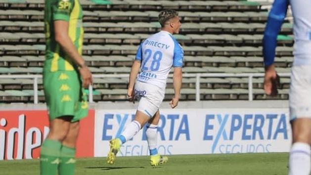 Video: Elías López y el gol de la fecha para Godoy Cruz