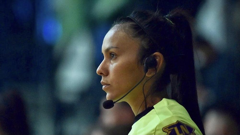 La argentina que entró en la historia del fútbol de salón