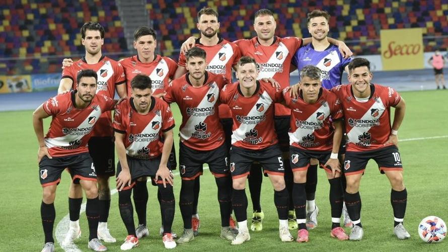 Deportivo Maipú perdió frente a Nueva Chicago en la Fortaleza