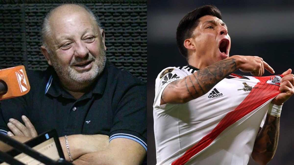 """Sperdutti: """"Me junto con Enzo Pérez para hablar sobre su retiro en Maipú"""""""