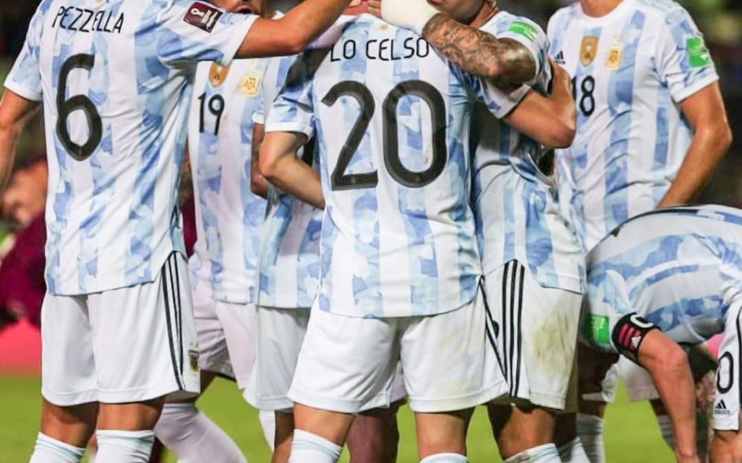 Eliminatorias: así forma la Selección Argentina para enfrentar a Brasil