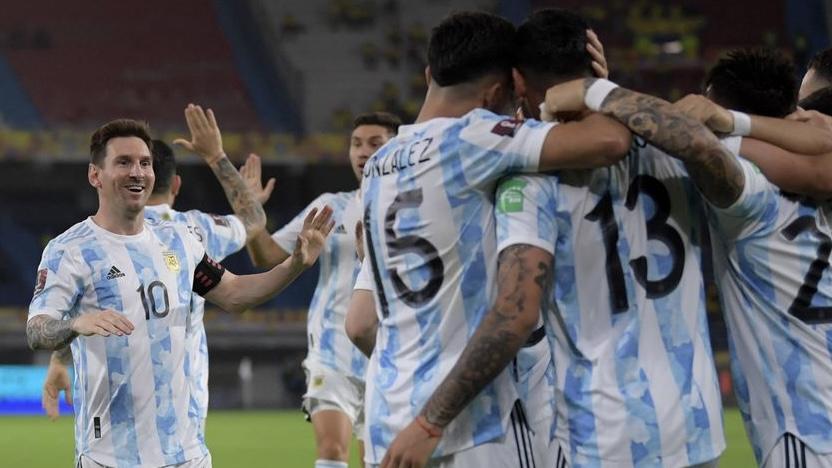Eliminatorias: los 11 de Argentina para enfrentar a Venezuela