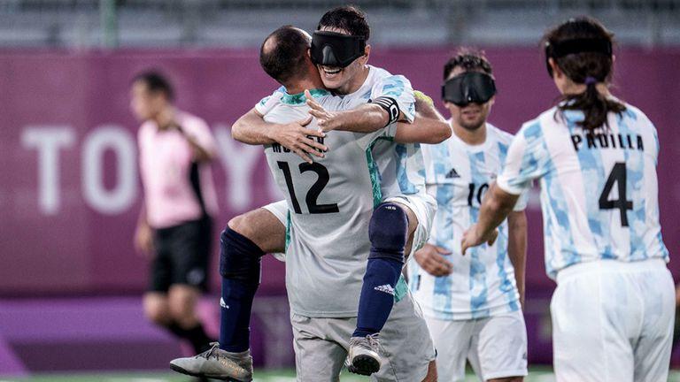 Tokio 2020: los Murciélagos son finalistas en los Juegos Paralimpicos