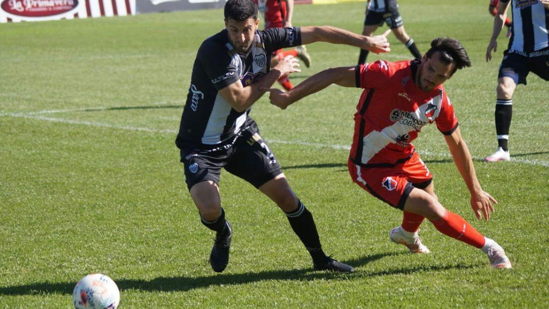 Maipú igualó frente a Estudiantes