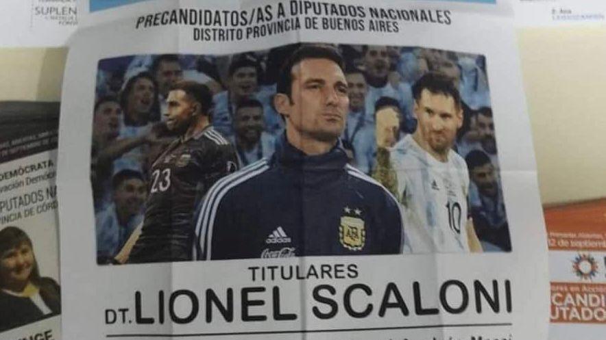 Paso 2021: apareció una lista con los jugadores de la Selección Argentina