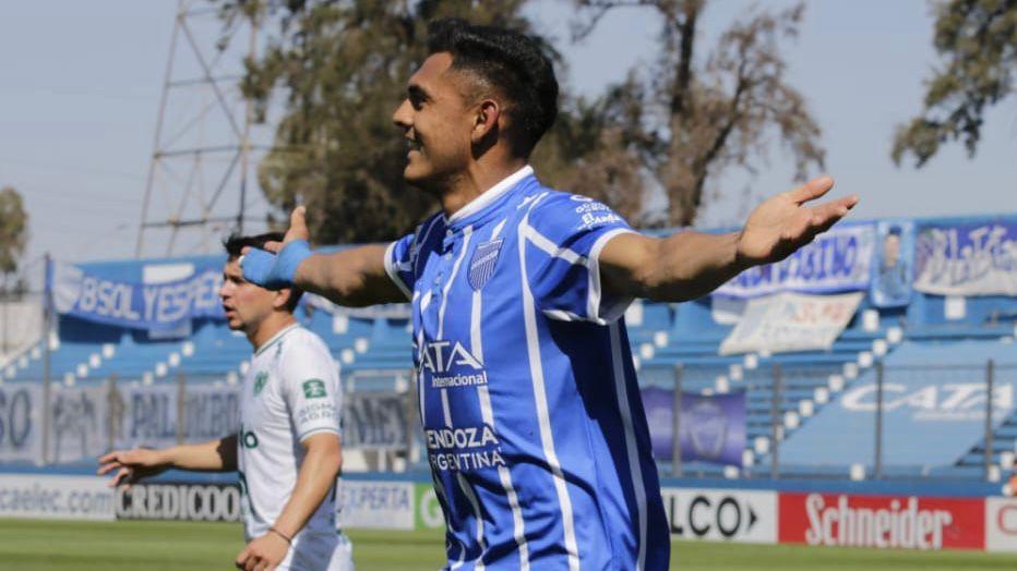 Video: el gol de Cristian Colmán y la locura en el Gambarte de todo Godoy Cruz