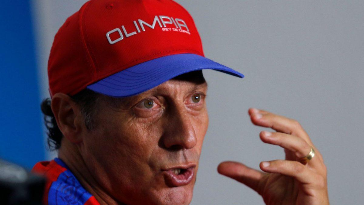 Pedro Troglio presentó su renuncia en Olimpia tras un escándalo