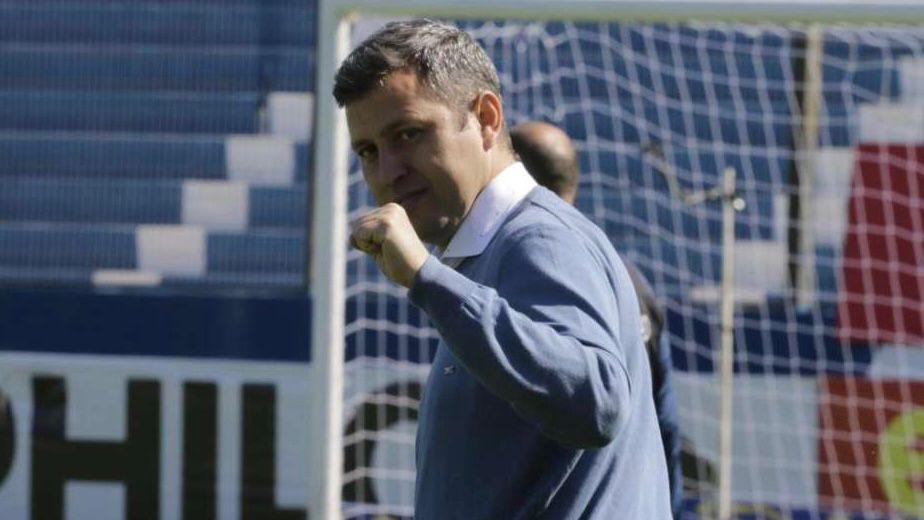 Godoy Cruz: Diego Flores, el DT de la fecha en primera división
