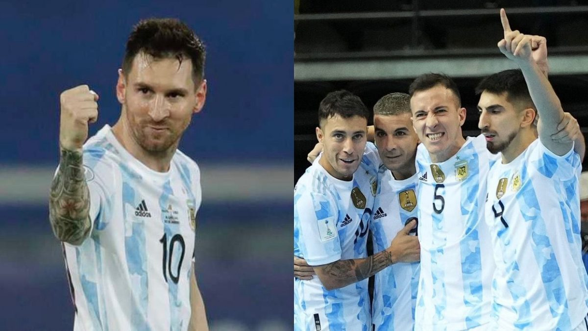 El mensaje de Lionel Messi para la Selección Argentina de fútbol de salón