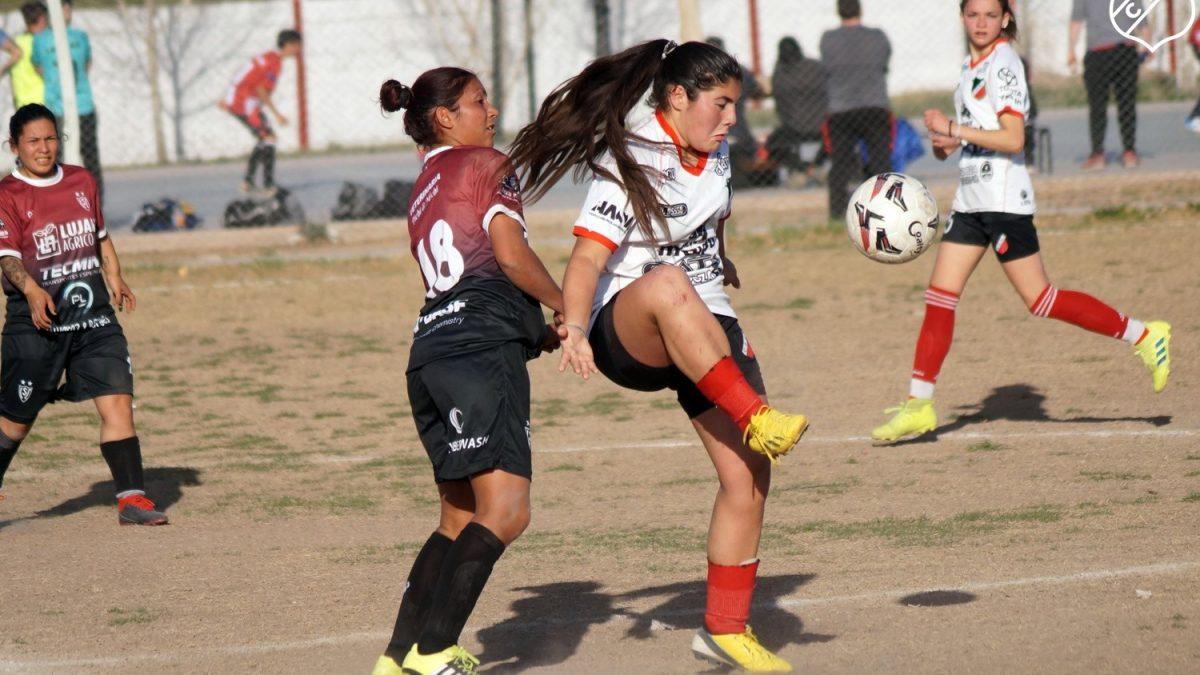 Fixture Liga Mendocina: así se jugará la fecha 4 del fútbol femenino