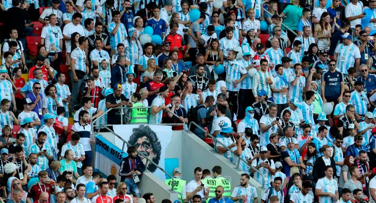 Eliminatorias: una multitud alentará a la Selección Argentina en el Monumental