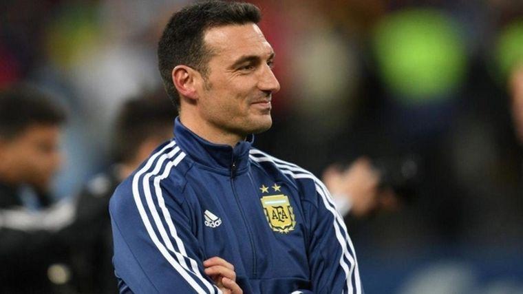 El jugador sorpresa que convocó Scaloni a la Selección Argentina