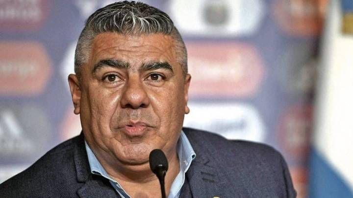 Claudio Tapia seguirá al mando de la AFA por cuatro años más