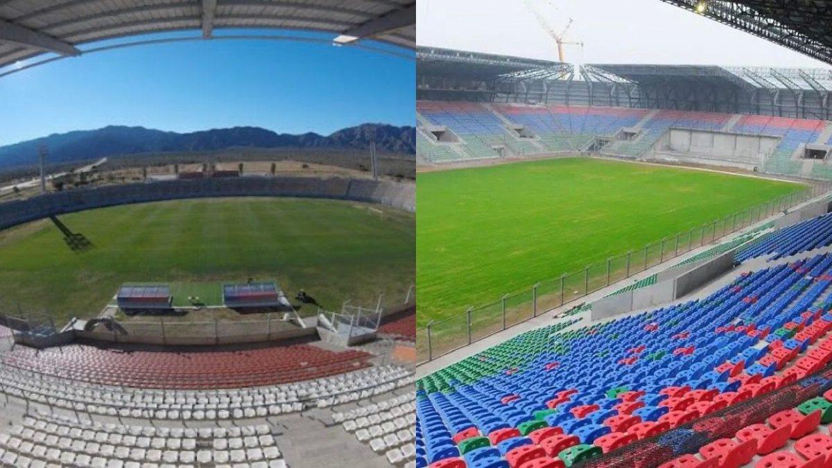 Copa Argentina: dos estadios para la semifinal entre Godoy Cruz y Talleres