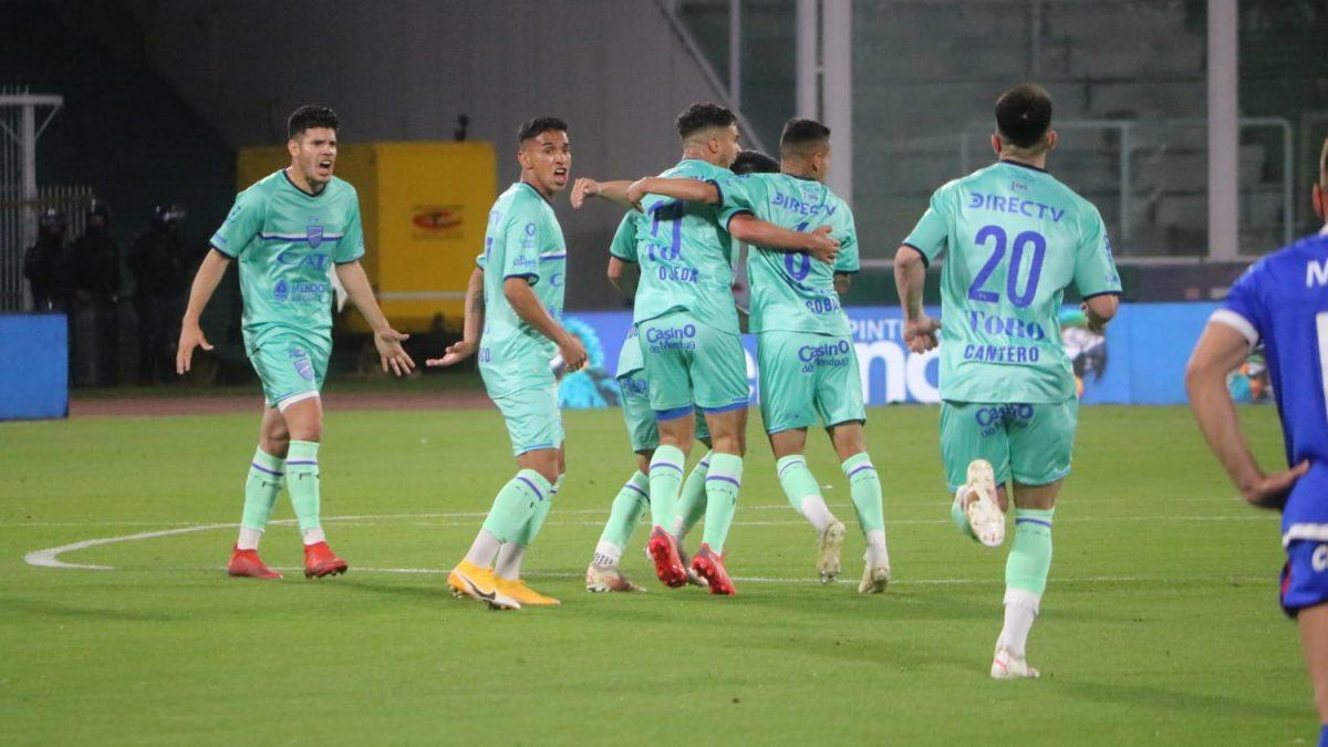 Godoy Cruz logró un triunfazo y está en semifinales de la Copa Argentina