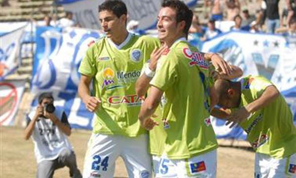 El Godoy Cruz 6-2 Tigre en el Malvinas Argentinas